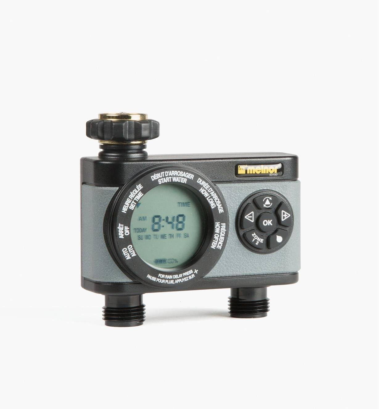 AL242 - Two-Zone Electronic Water Timer