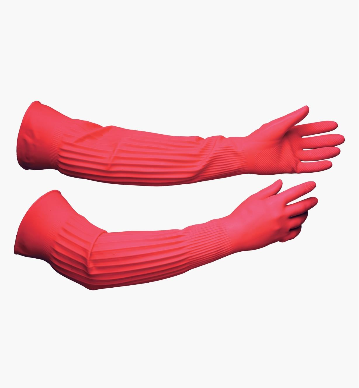 BL650 - Gants de protection extralongs