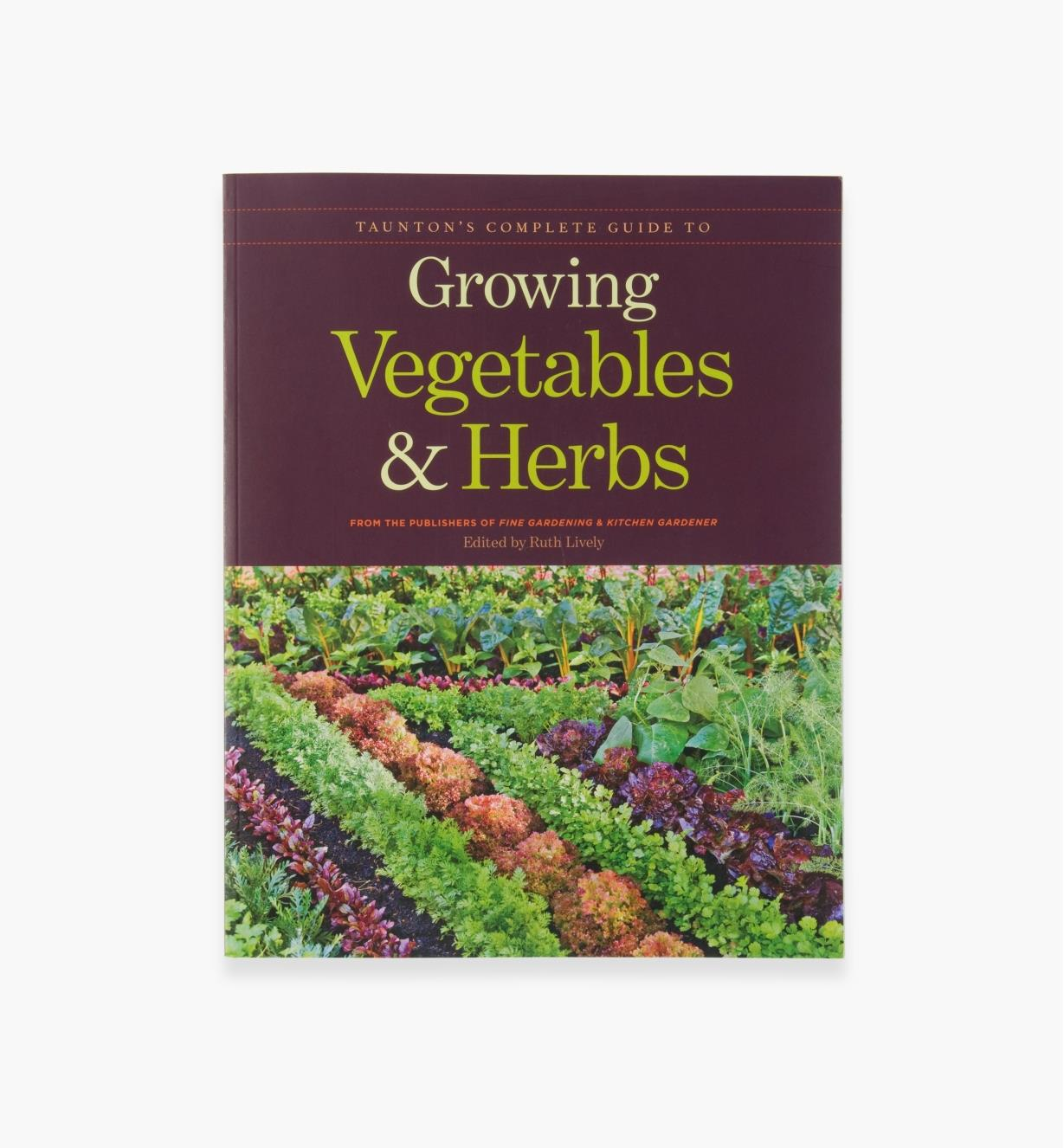 LA871 - Growing Vegetables & Herbs