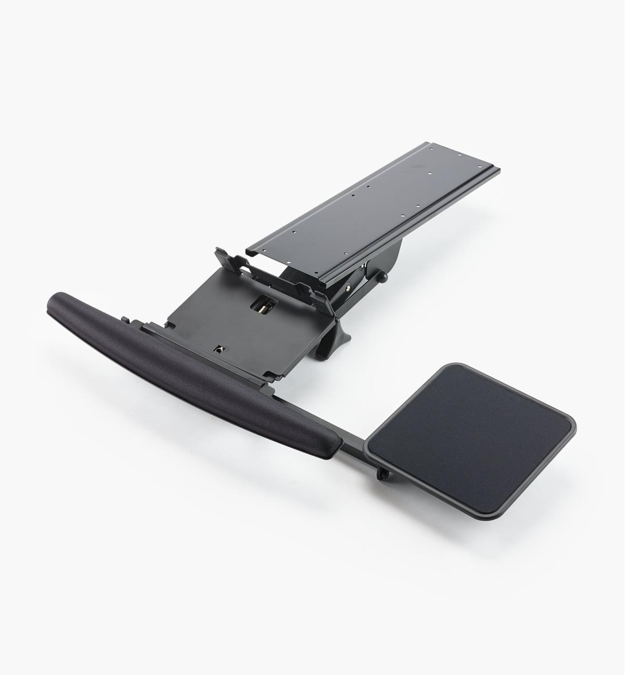 12K8730 - Teflon Glide with Wrist Rest & Mouse Pad