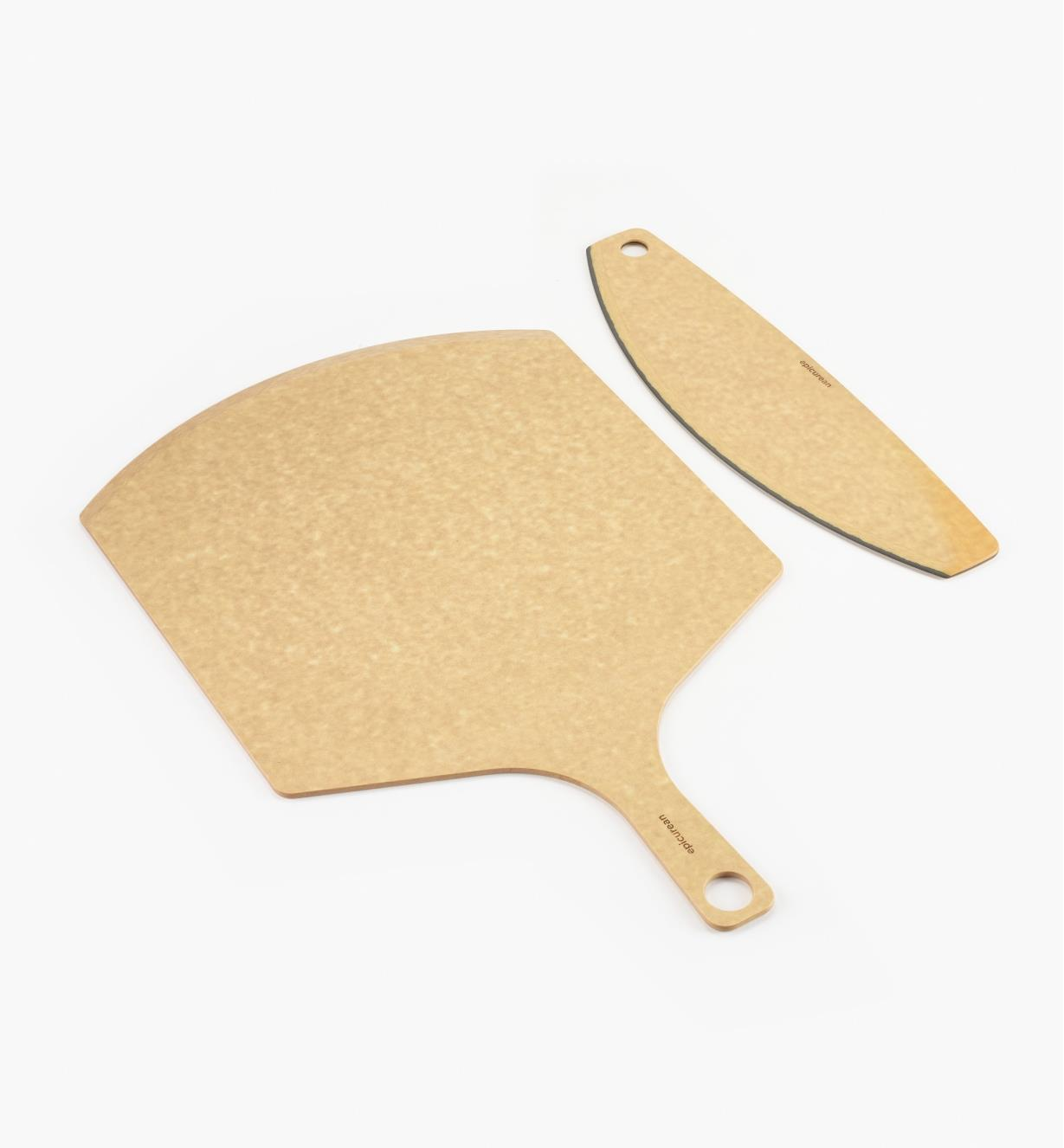 EV242 - Pizza Peel & Rocker Set
