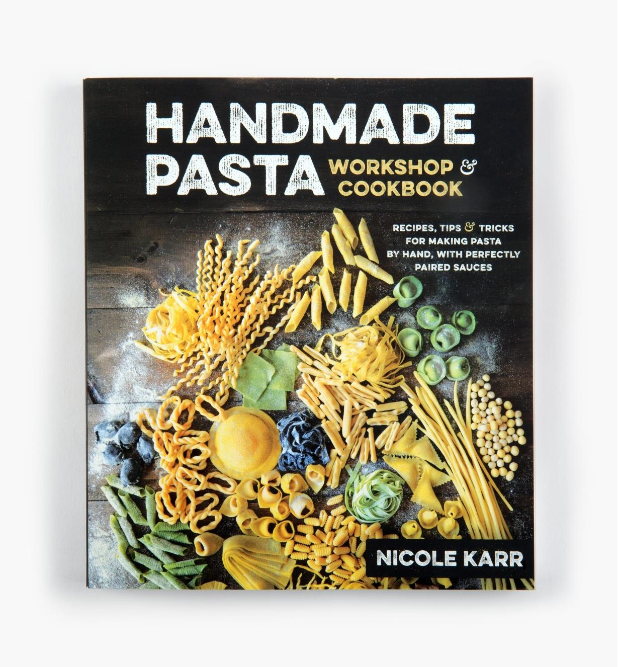 LA618 - Handmade Pasta Workshop and Cookbook