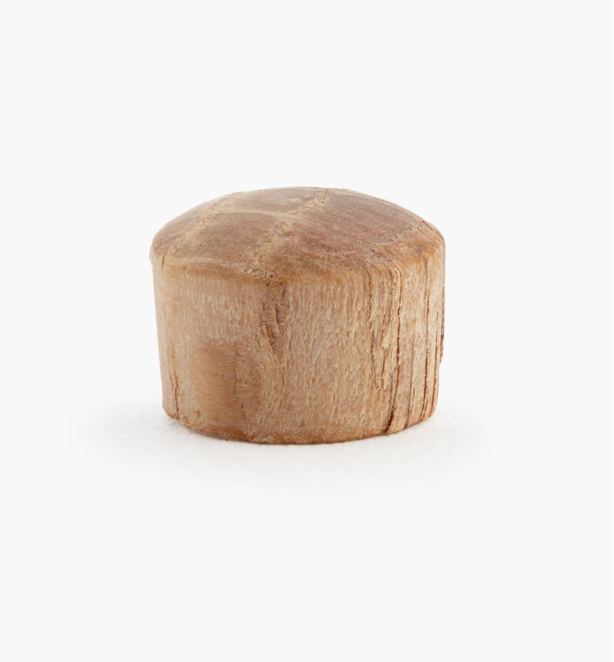 "41K1022 - 3/8"" Rd Hd Oak Plug Each"