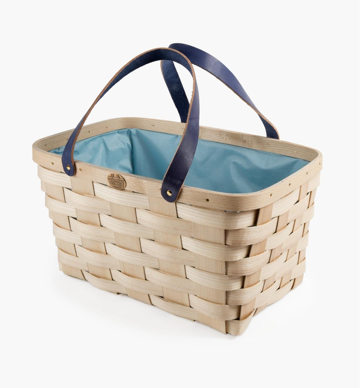 WT680 - Handwoven Basket Tote