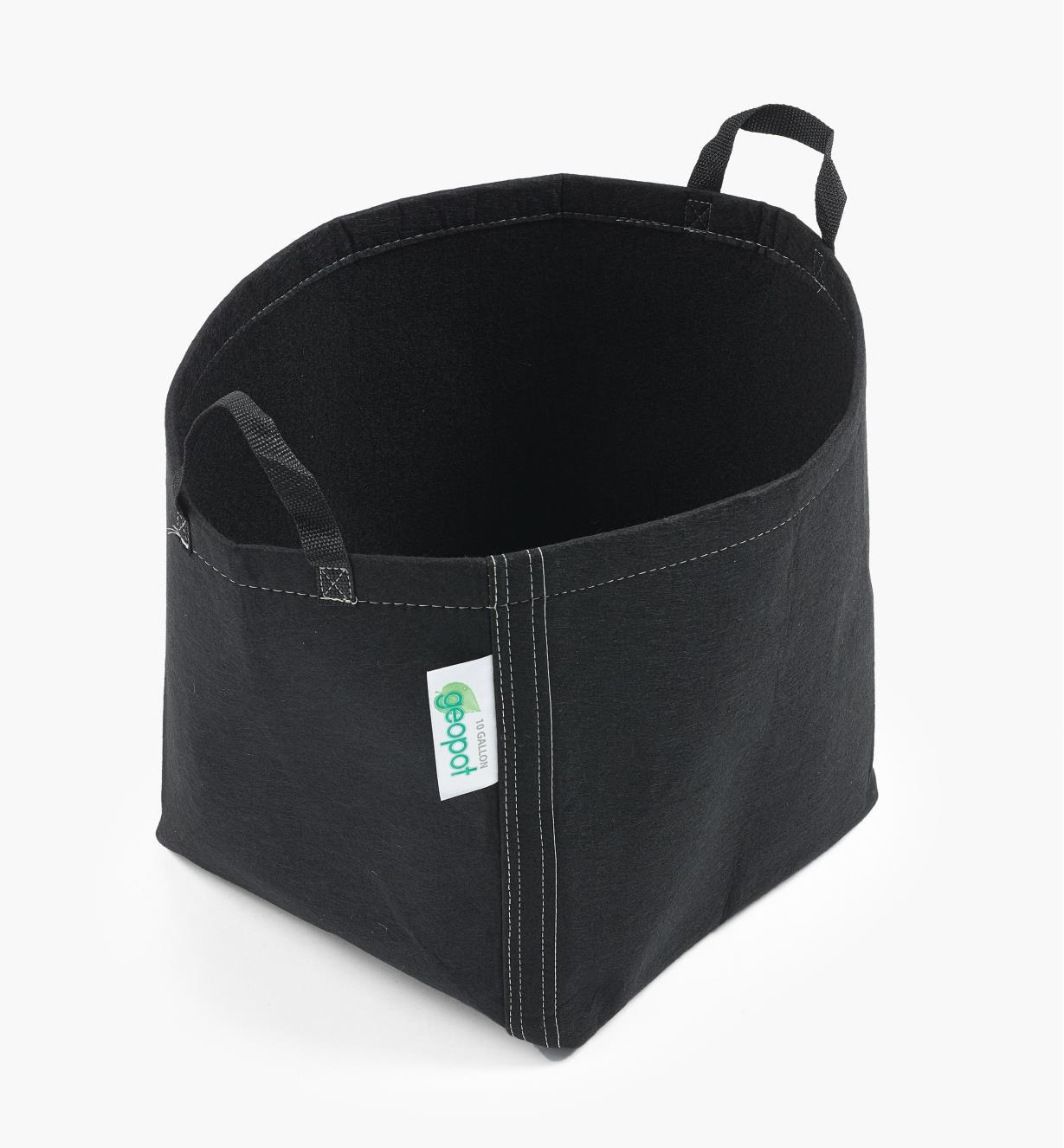 """XB863 - 16"""" x 13"""" Fabric Pot, 10 U.S. gal./37.9l"""