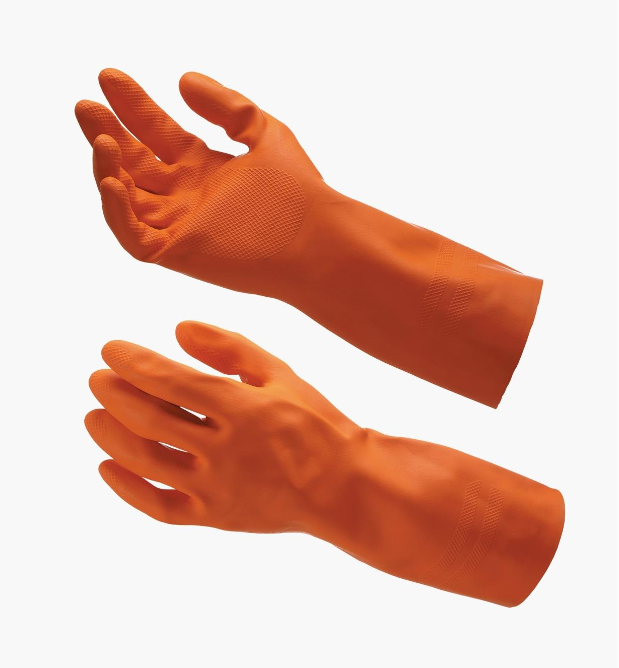 HD Latex Gloves, pair