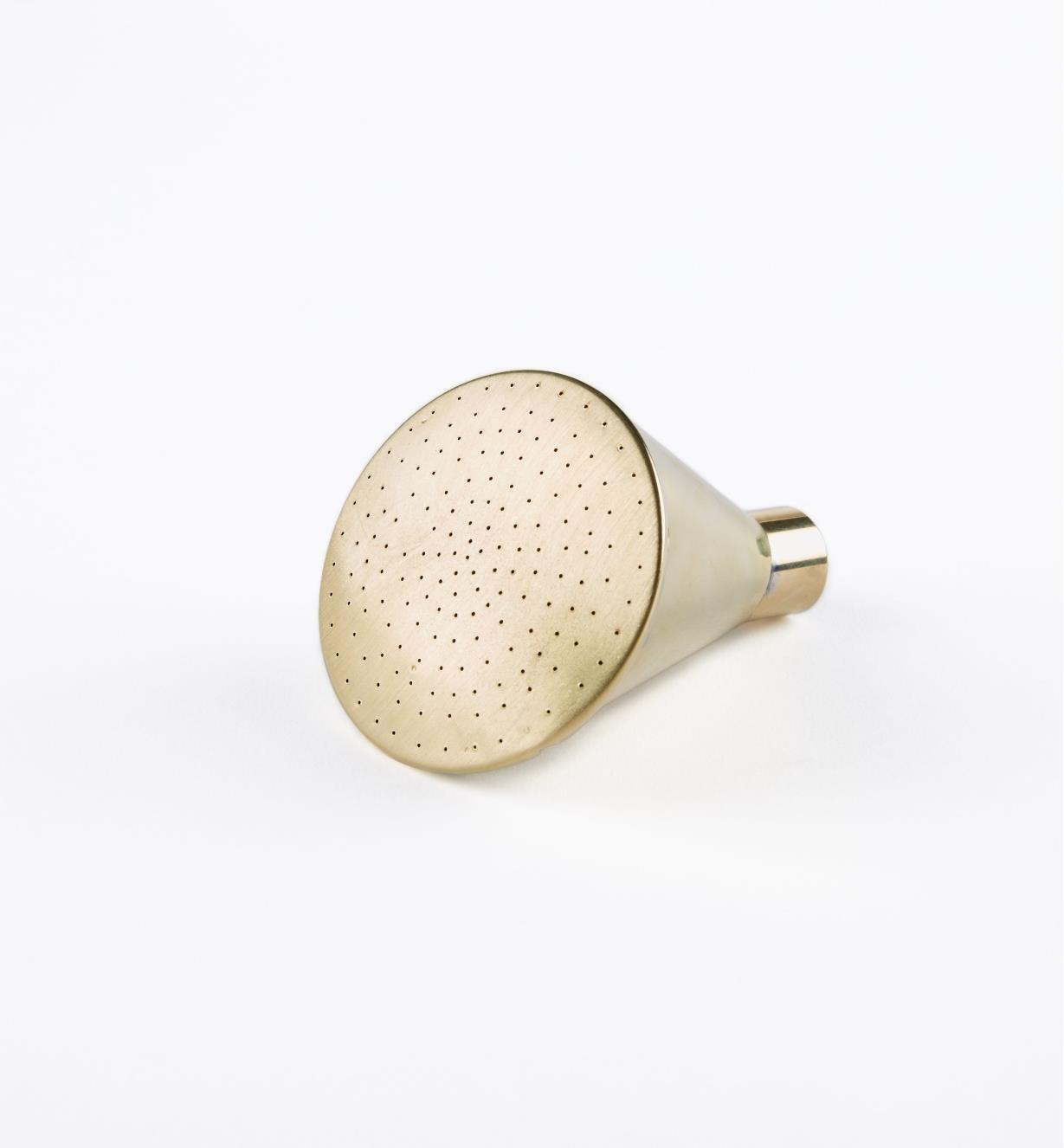 XB906 - Optional Round Brass Rose