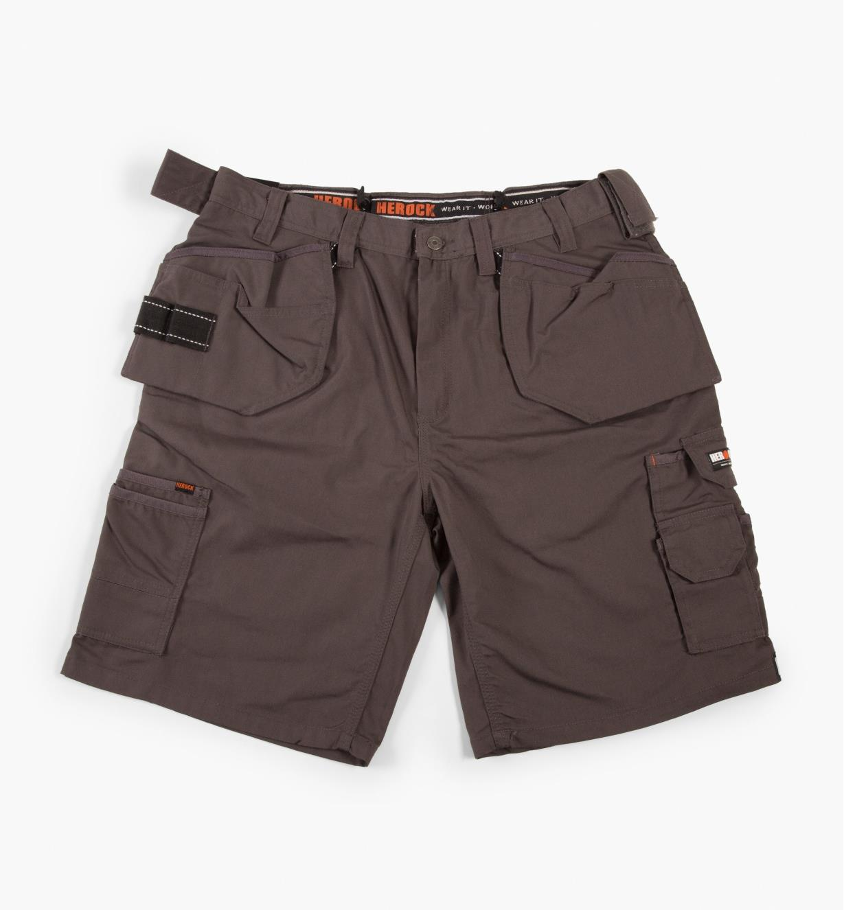 Gray Pallas Shorts