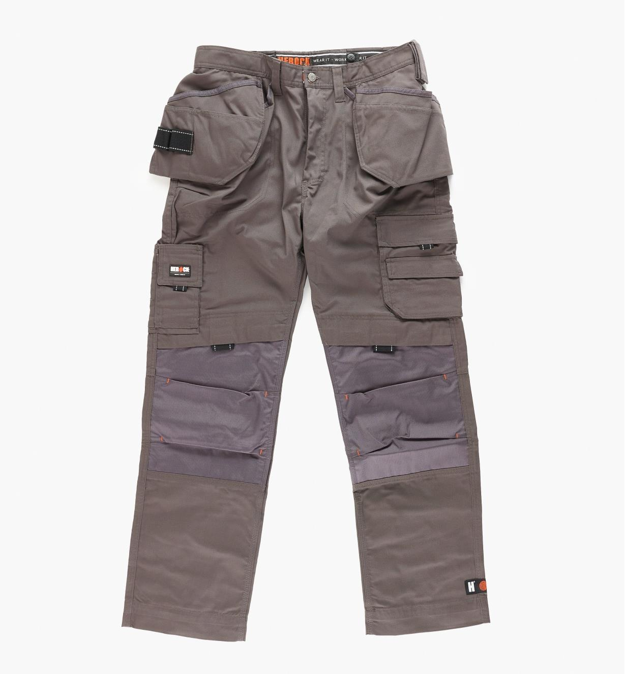 Gray Medium-Weight Pants
