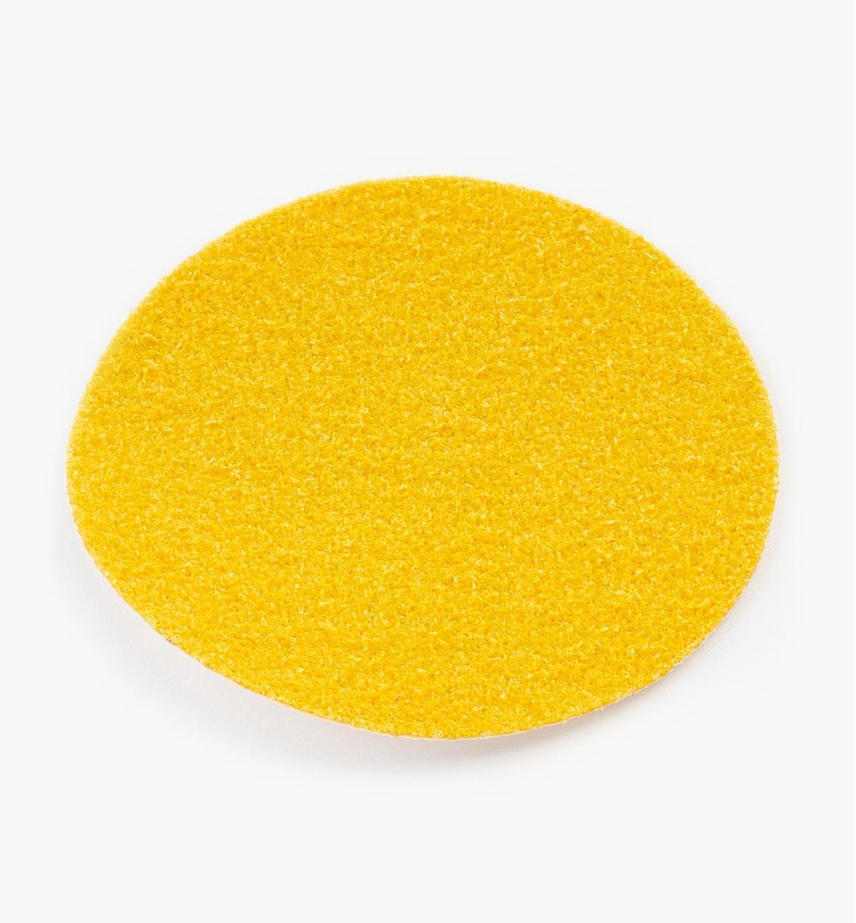 25K0142 - Pastilles jaunes de 2po (25)
