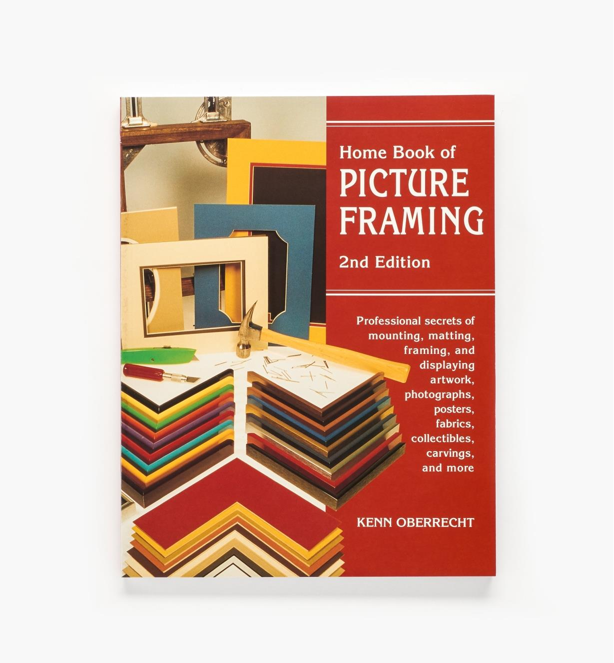 26L0707 - Home Book of Picture Framing
