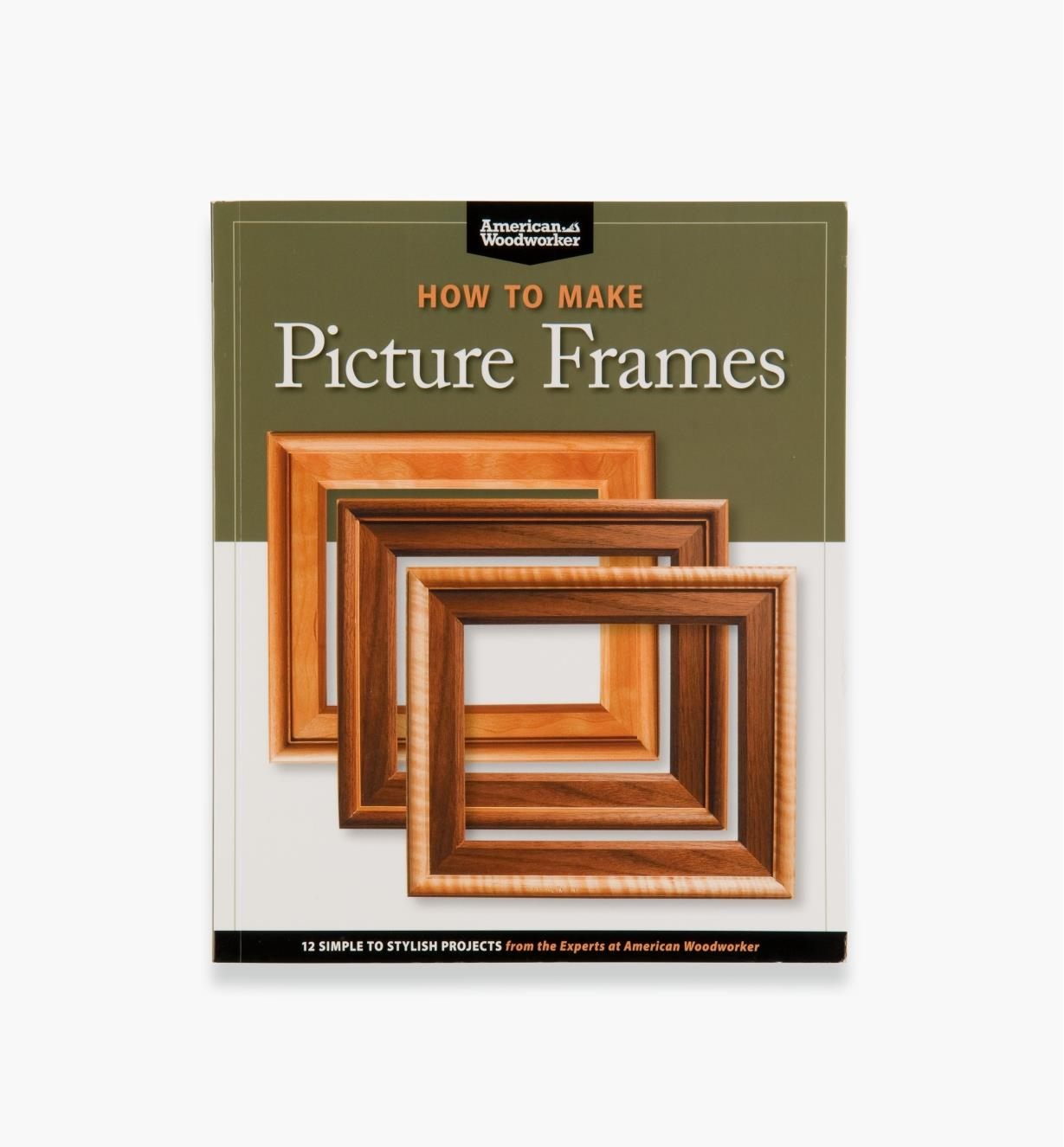 49L5068 - How to Make Picture Frames
