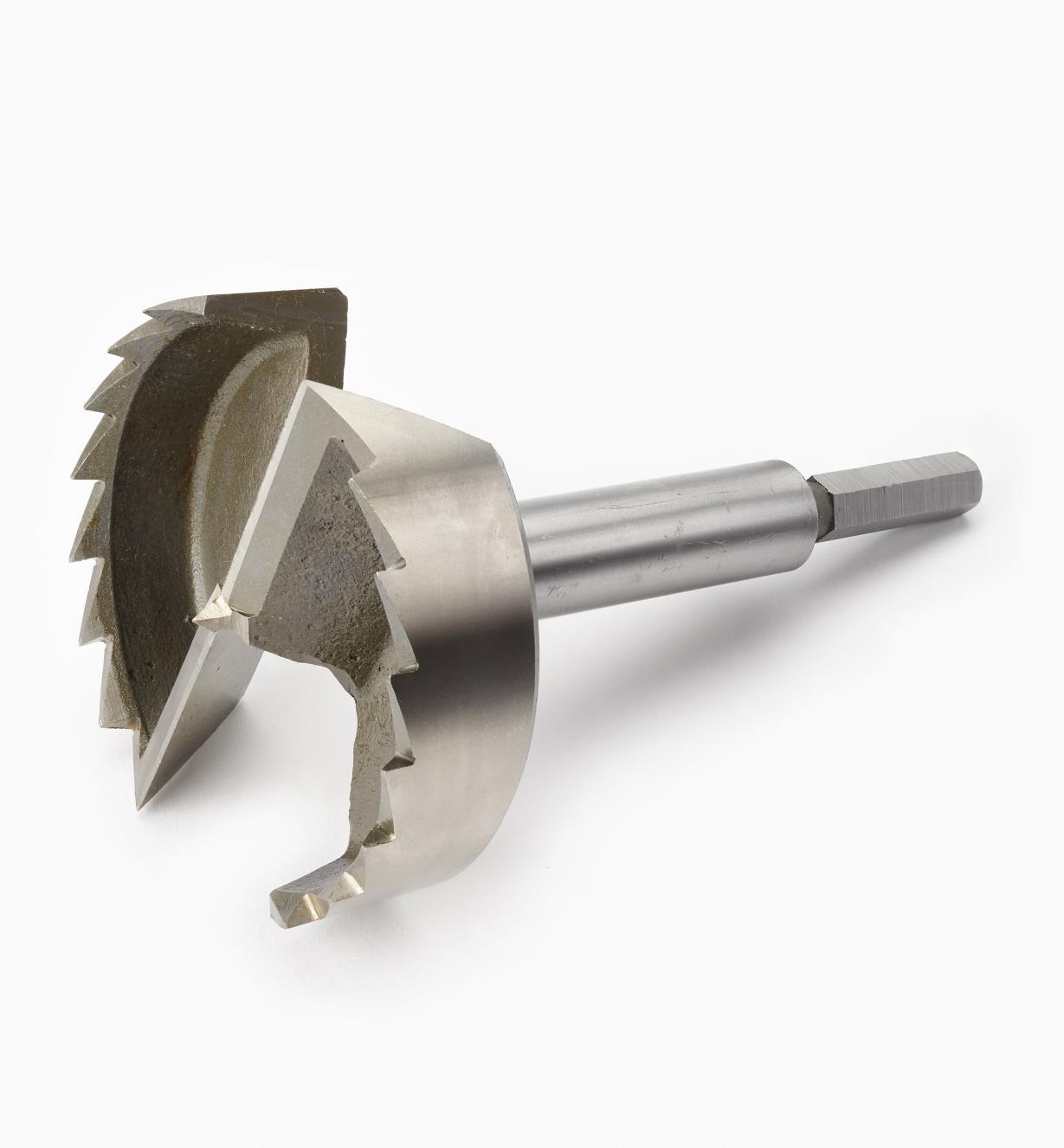 06J7162 - Mèche à arêtes dentées en acier rapide, 37/8po