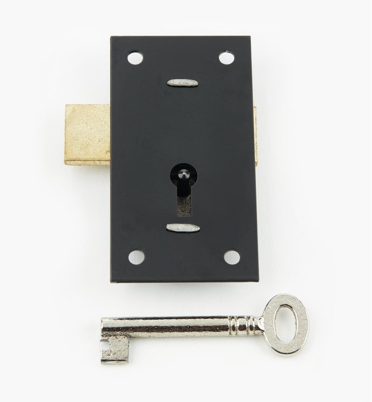 "00P3530 - 3 1/16"" Steel Cupboard Lock"