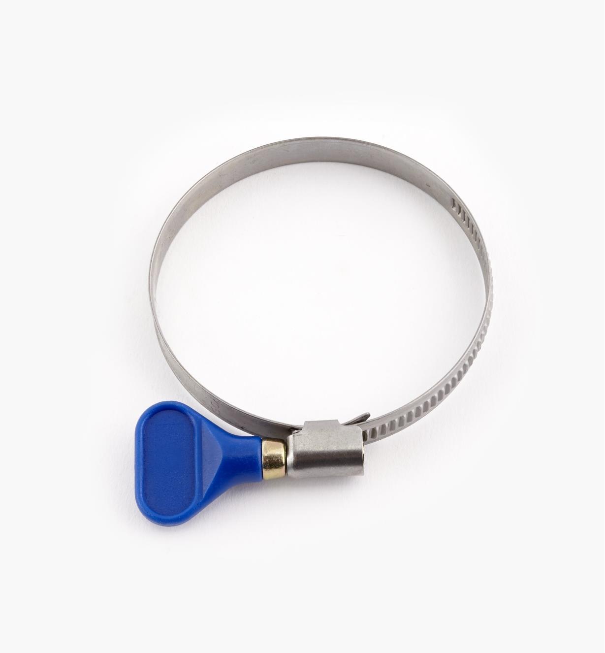 04J0425 - Collier de serrage à clé de 2 1/2 po, l'unité