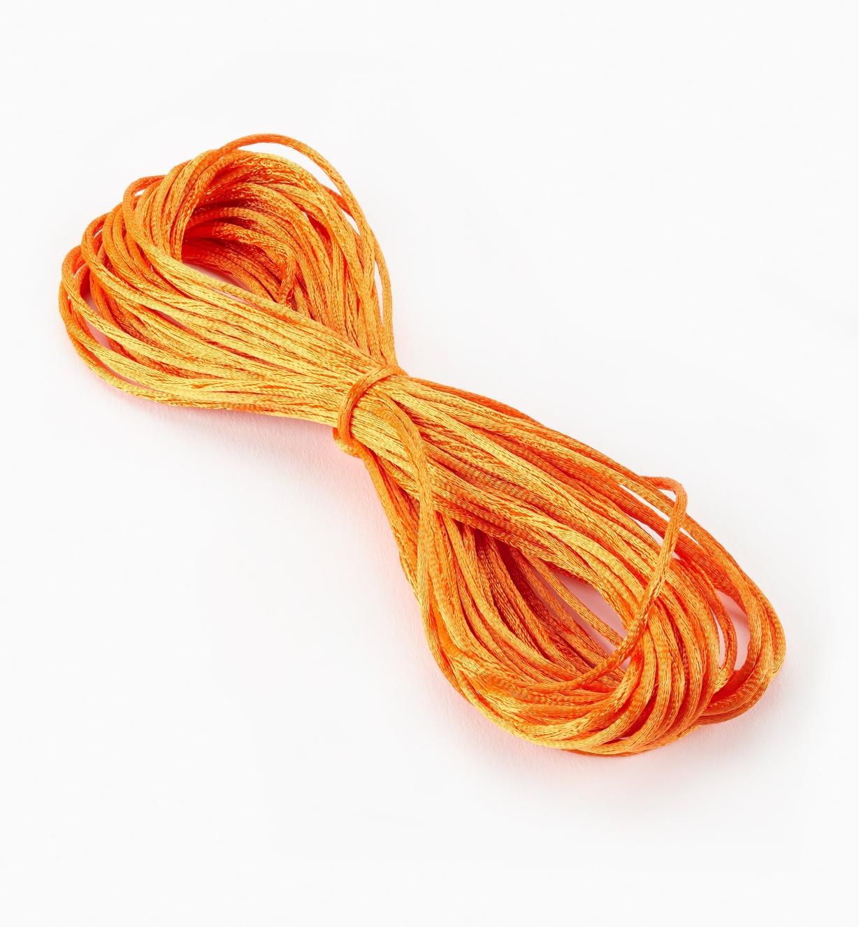 09A0708 - Orange Rattail Cord