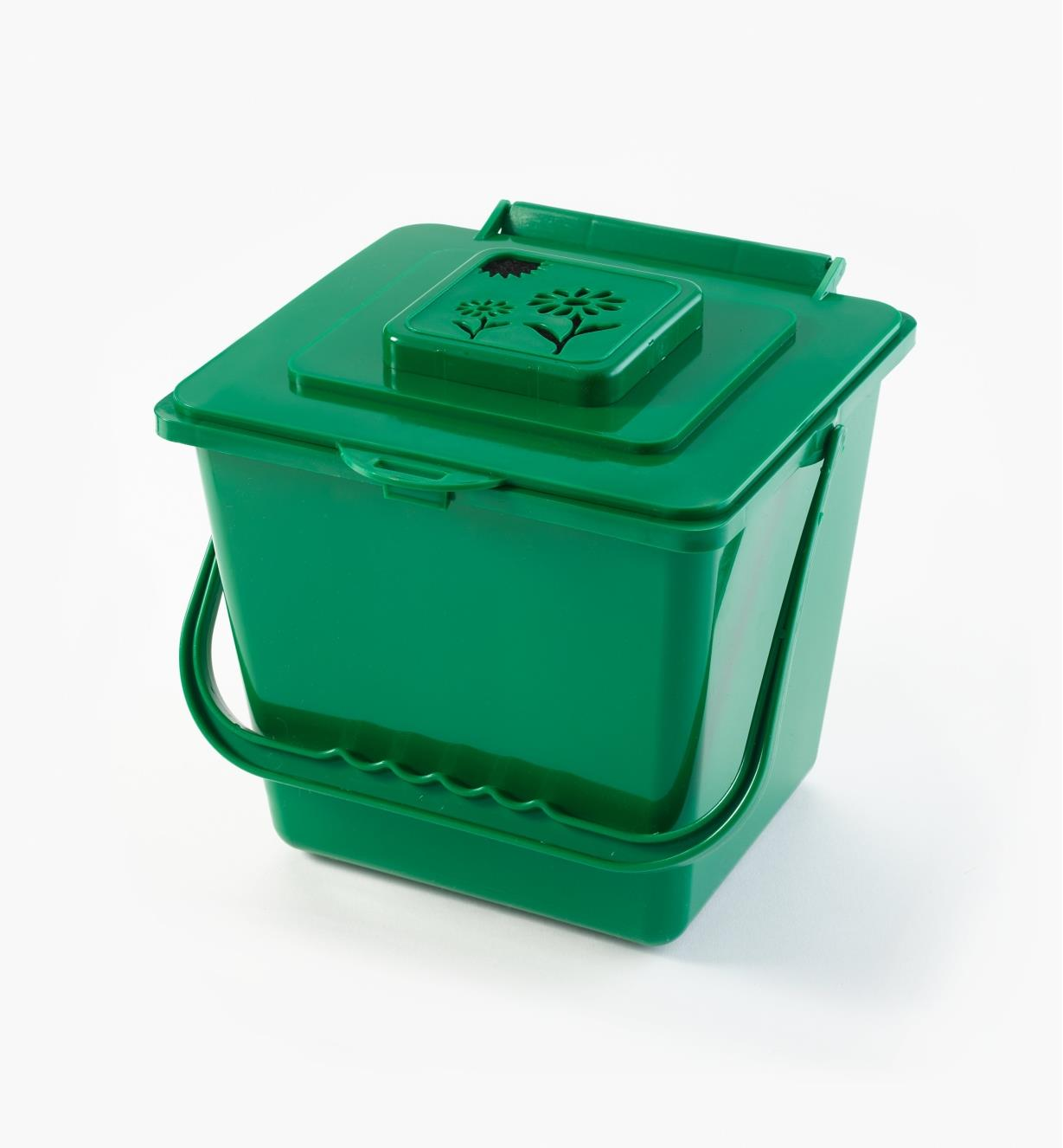 XG227 - Kitchen Compost Pail, 4 litres