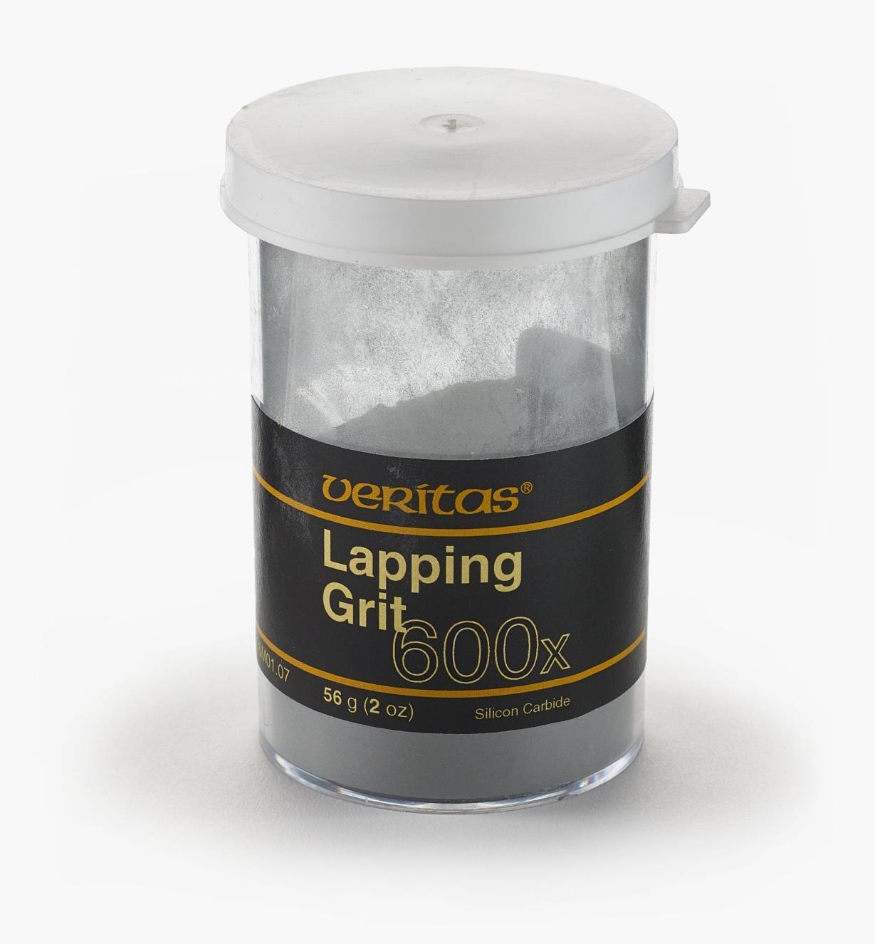 05M0107 - 600x Lapping Grit, 2 oz