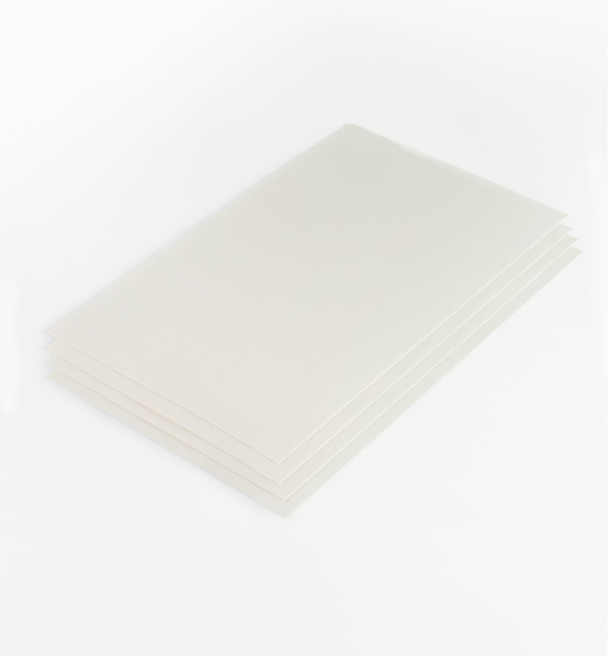 05M2011 - Repl. Laminate Sheets, pkg. of 4