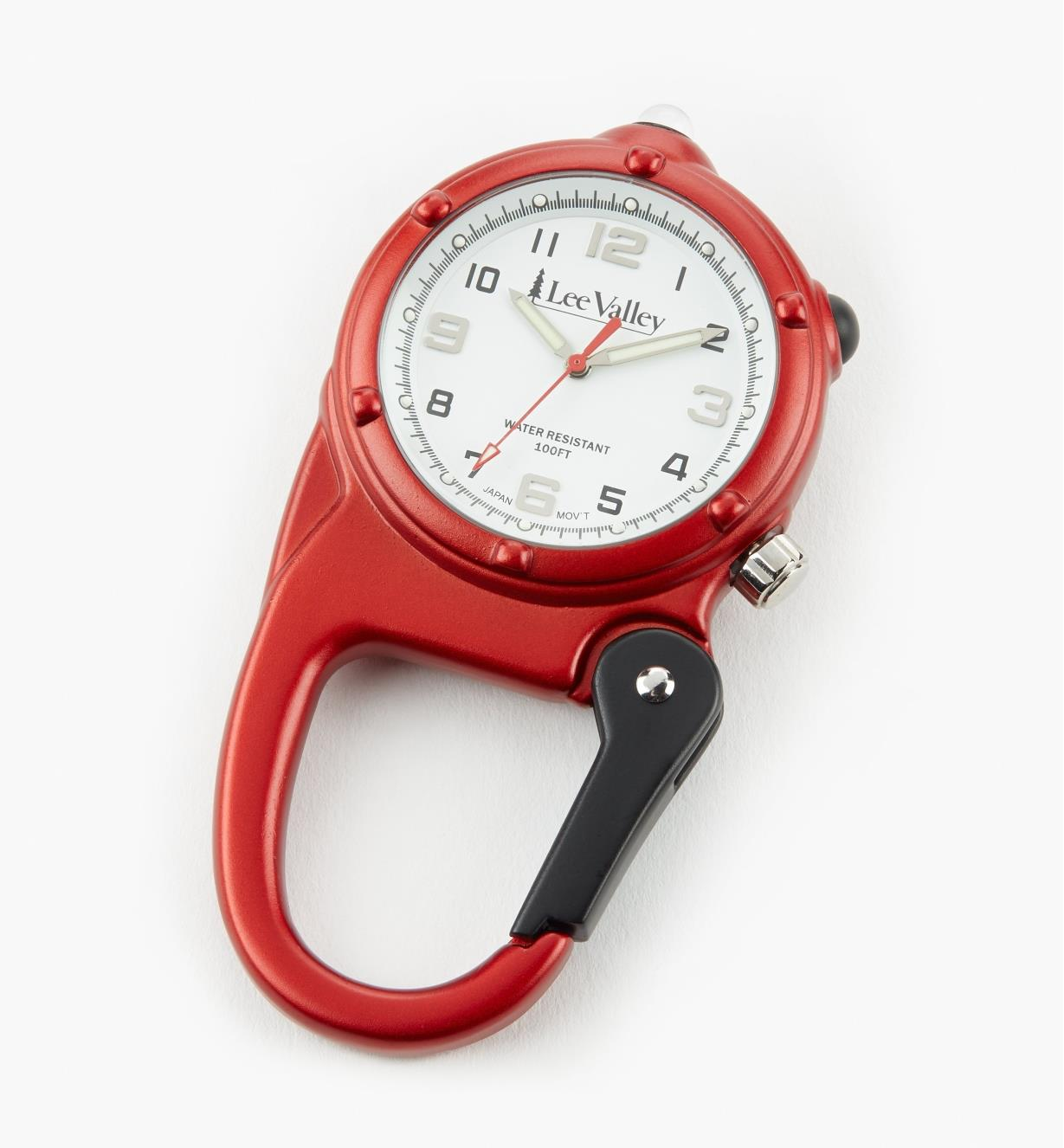 45K1889 - Lee Valley Carabiner Watch