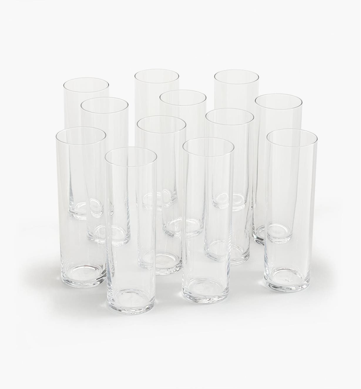 50K1101 - Beer Glasses, set of 12