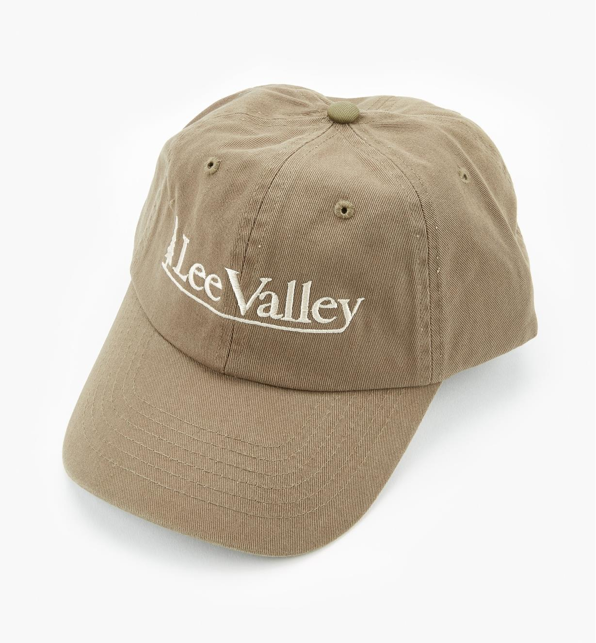 67K9922 - Lee Valley Baseball Cap, Olive