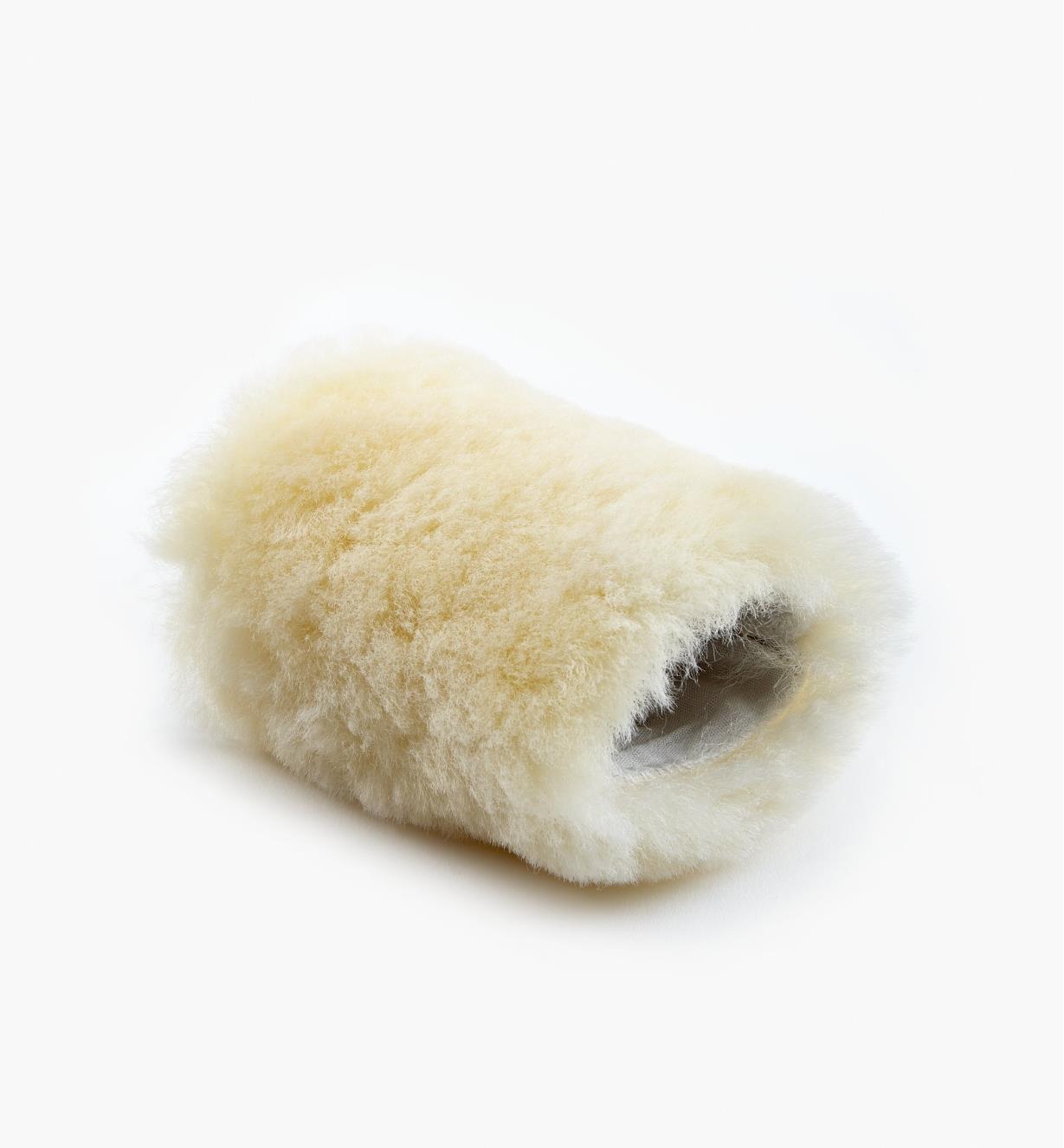 68Z5071 - Manchon de polissage en laine d'agneau