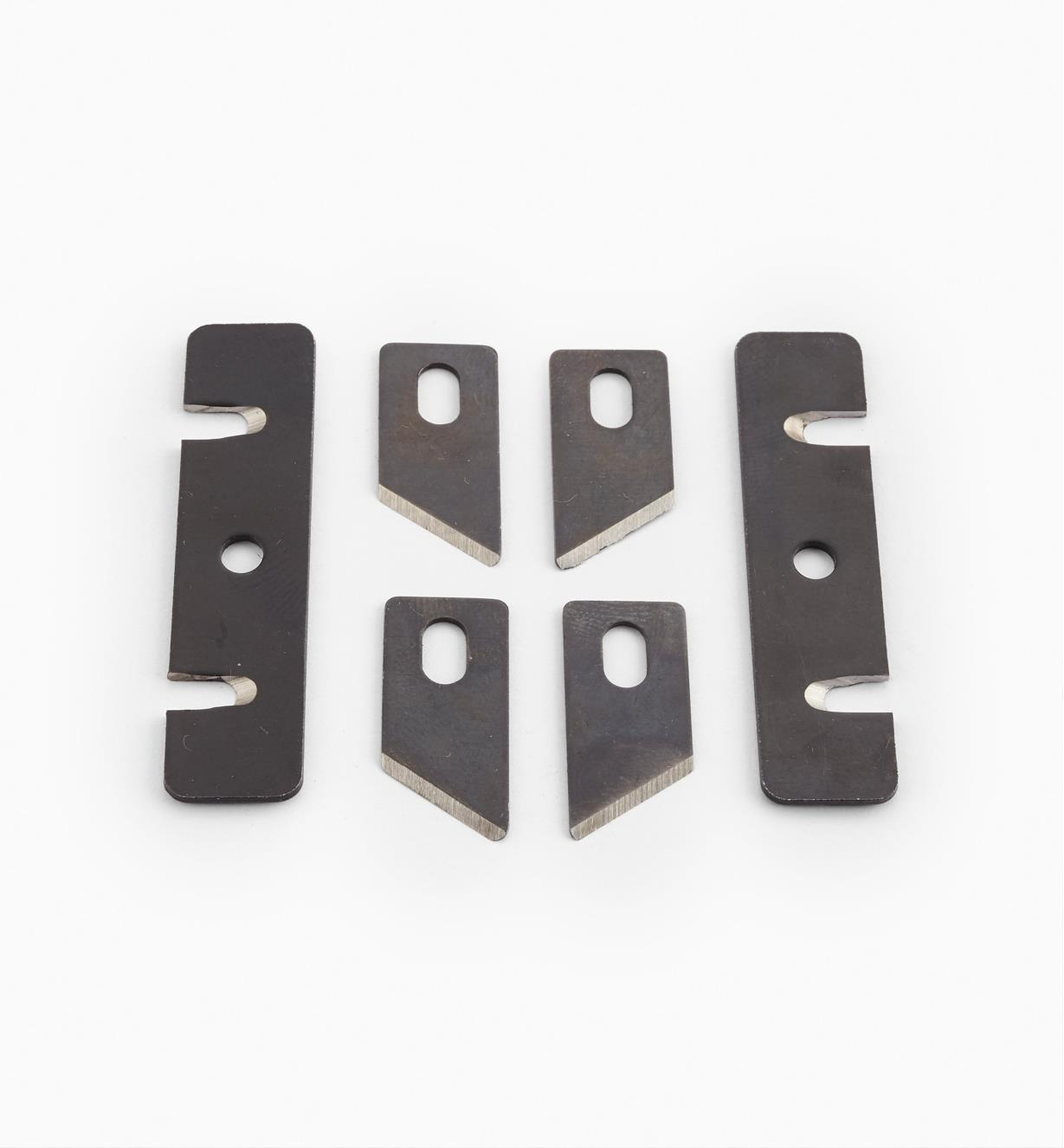 99K4002 - Set of 6 Repl. Blades
