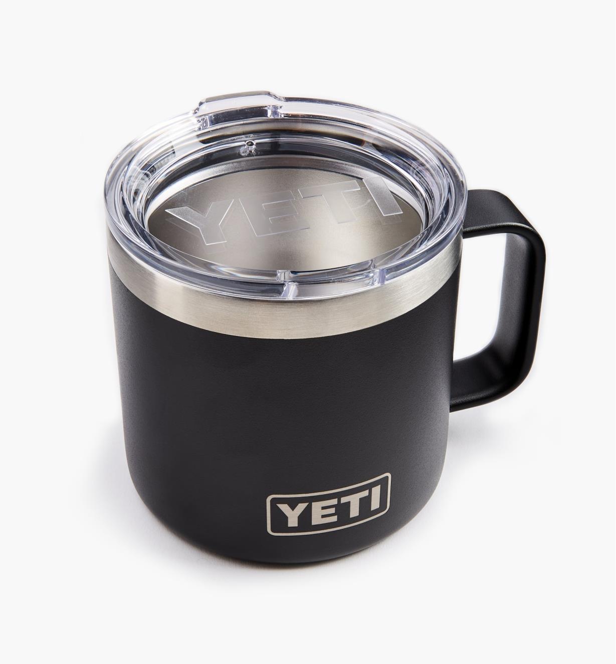 74K0111 - Yeti 14oz Rambler Mug, Black