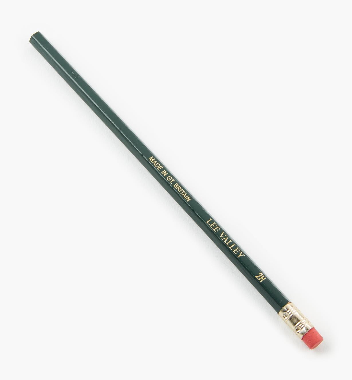 83U0406 - Crayons 2H, boîte de 12
