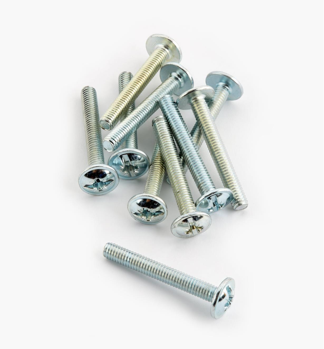 00N3330 - 30mm M4 Bolts, pkg. of 10