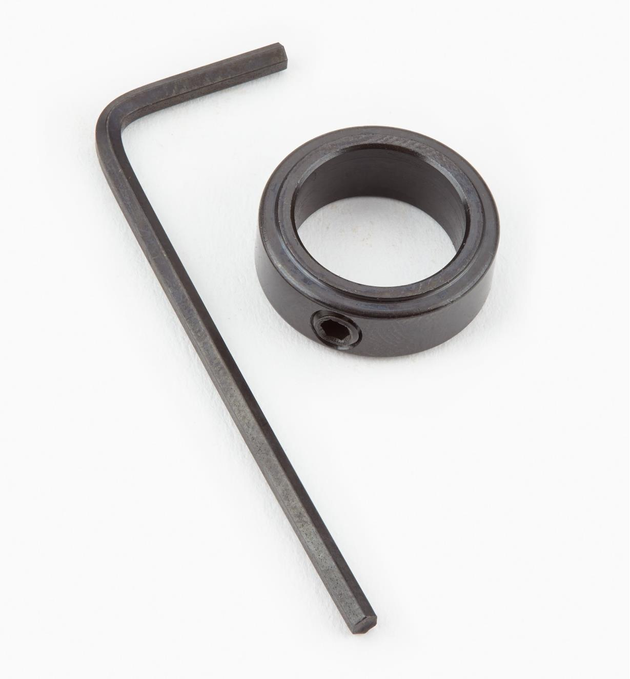 "16J9608 - Lock Ring, 1/2"" Inside Diameter"