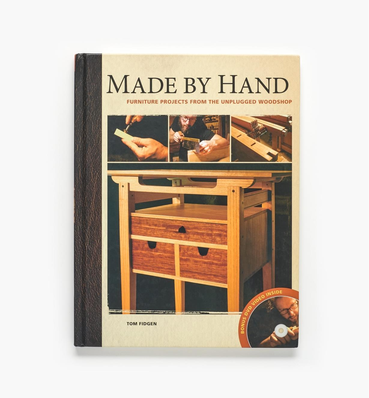 20L0257 - Made by Hand – Furniture Projects from the Unplugged Woodshop