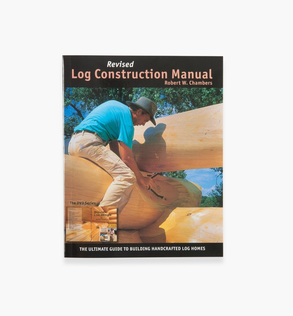 42L7405 - Log Construction Manual, 2016 edition