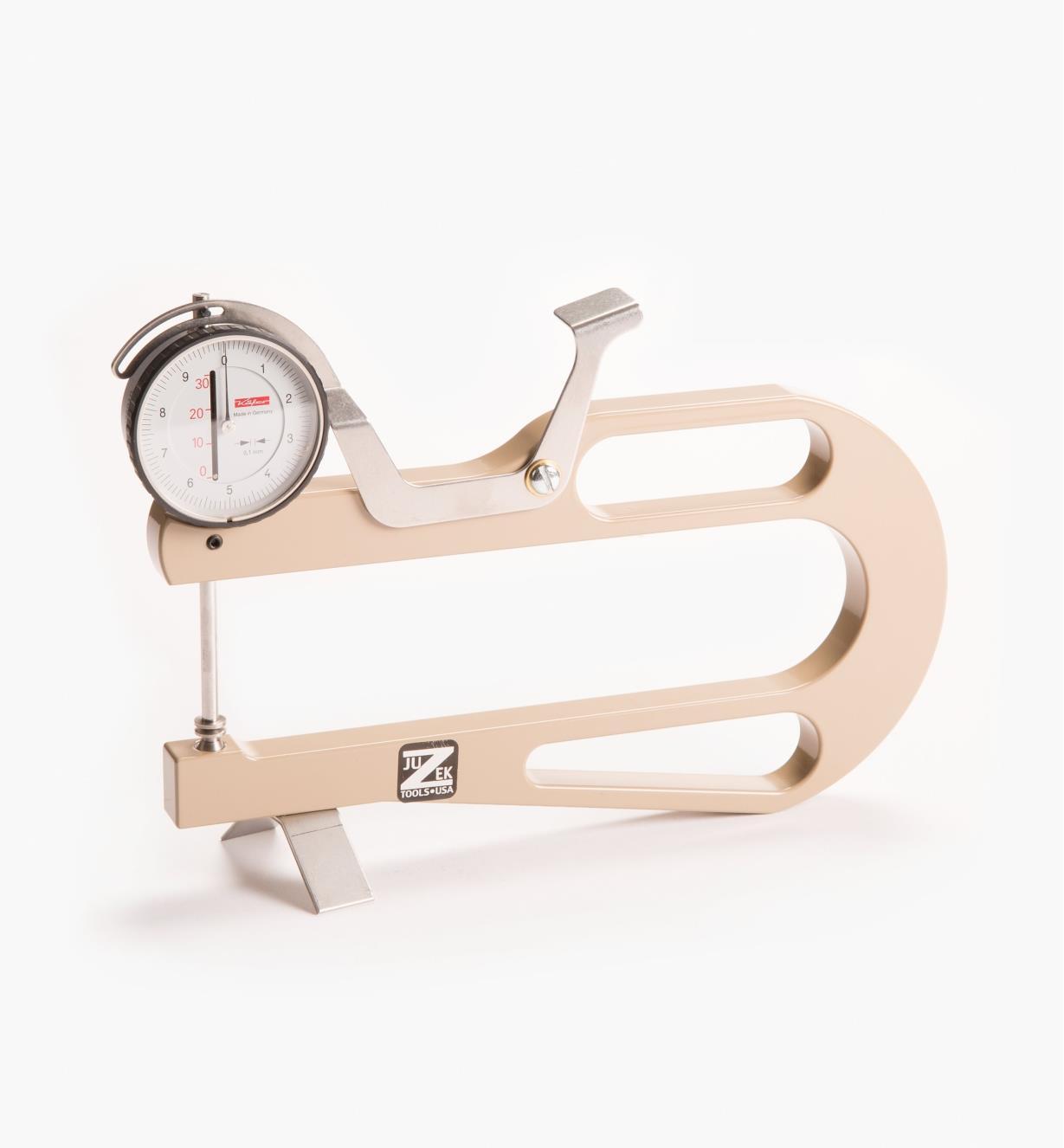 55P2010 - Compas d'épaisseur pour luthier