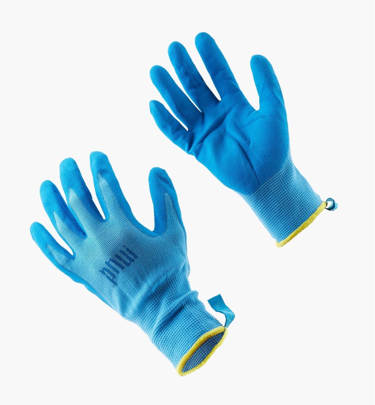 Lightweight Nitrile Gripper Gloves