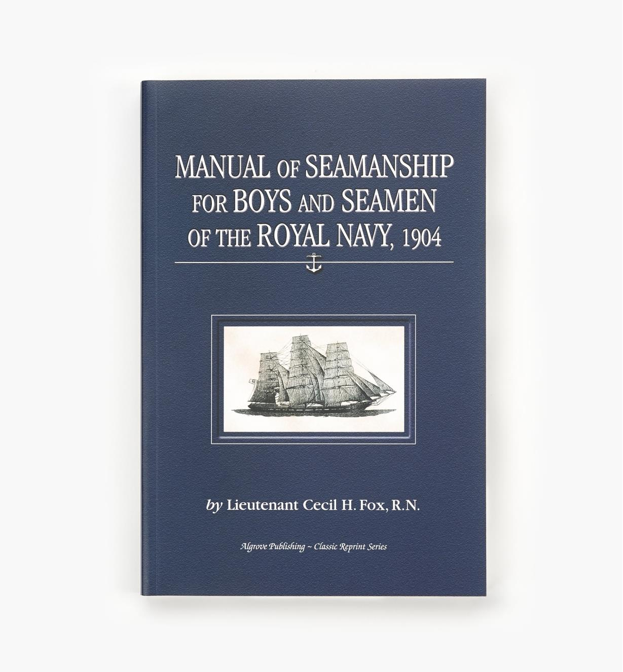 49L8078 - Manual of Seamanship