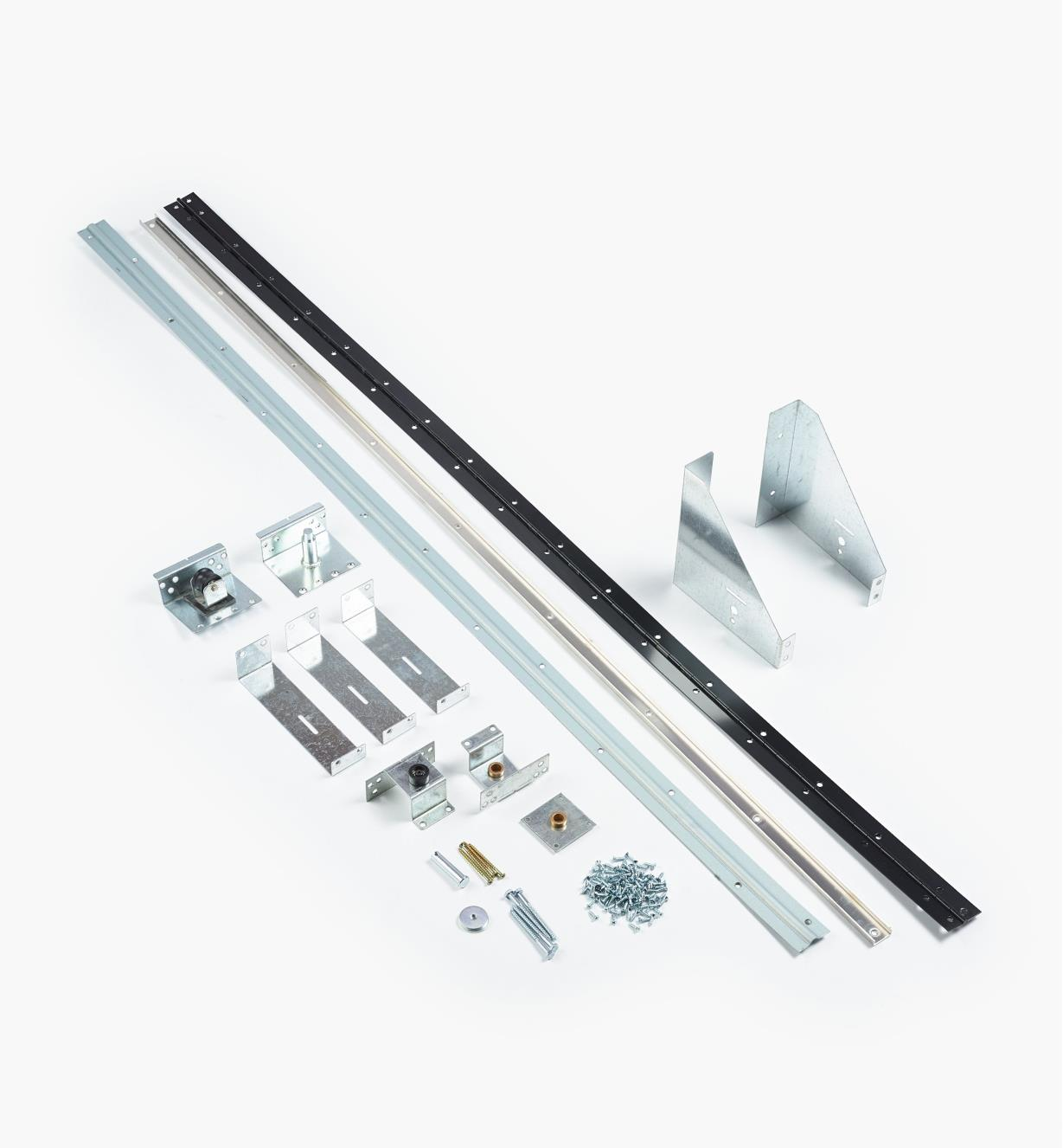 12K9350 - Murphy Door Hardware Kit