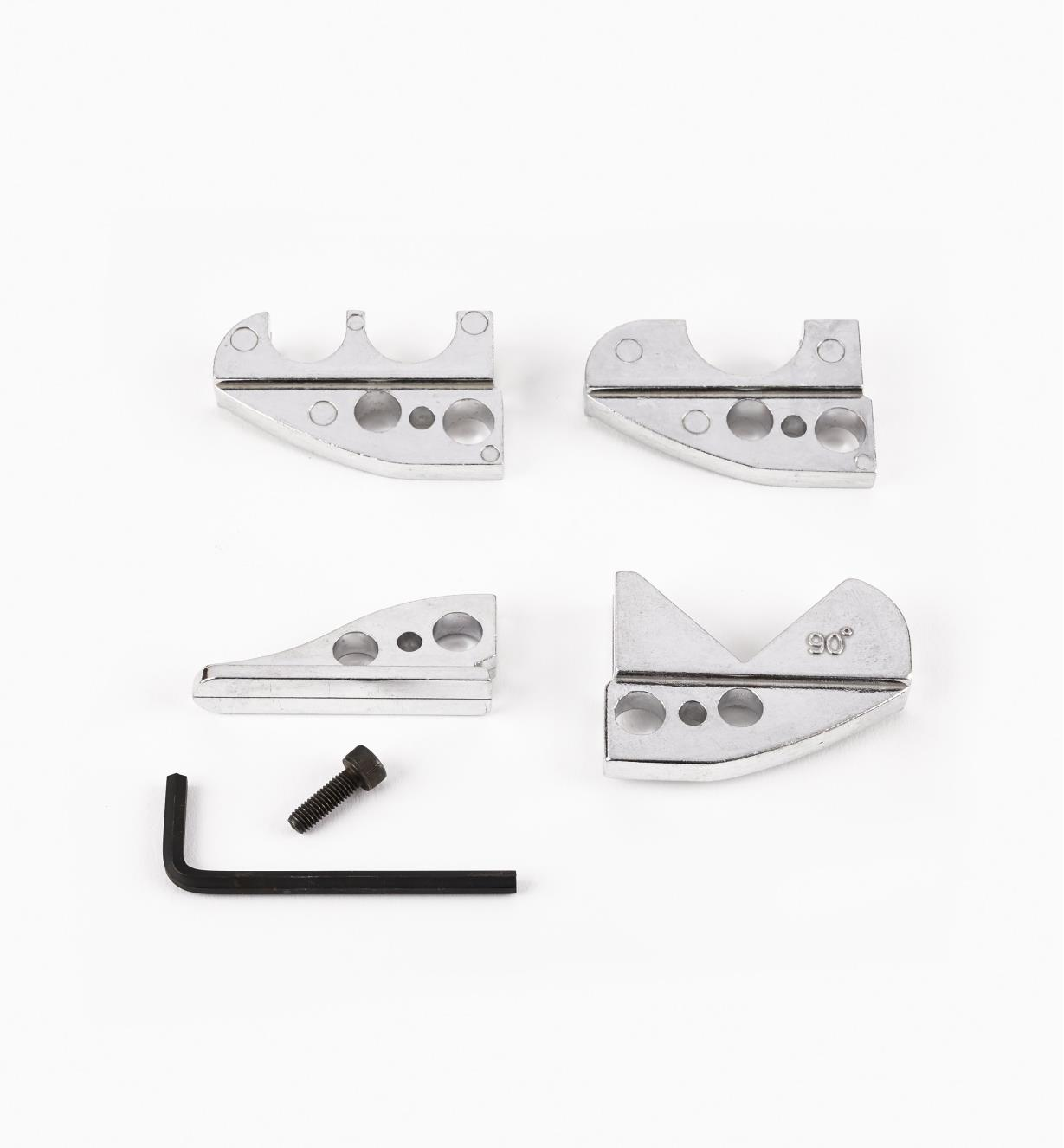 25k0920 - Optional Four-Jaw Set