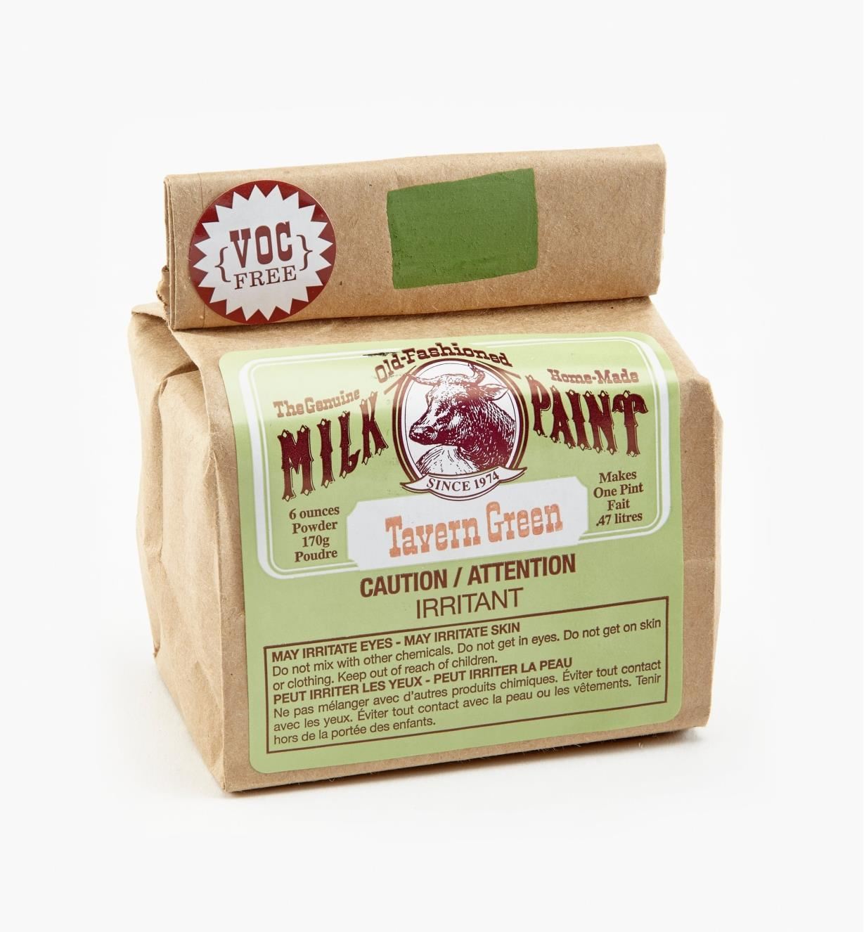 53Z5014 - Milk Paint, Tavern Green