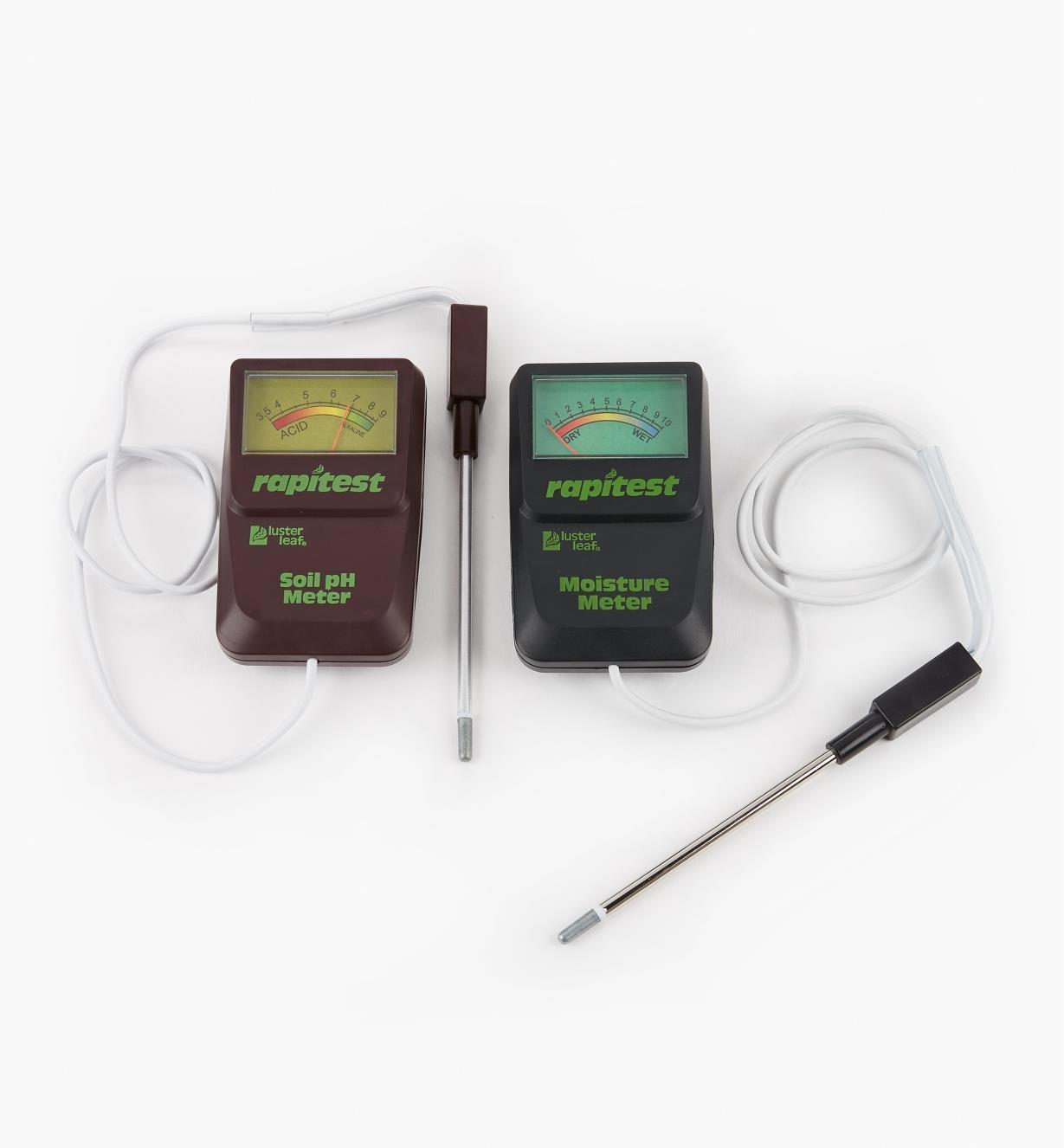 AB929 - Soil pH Meter & Moisture Meter