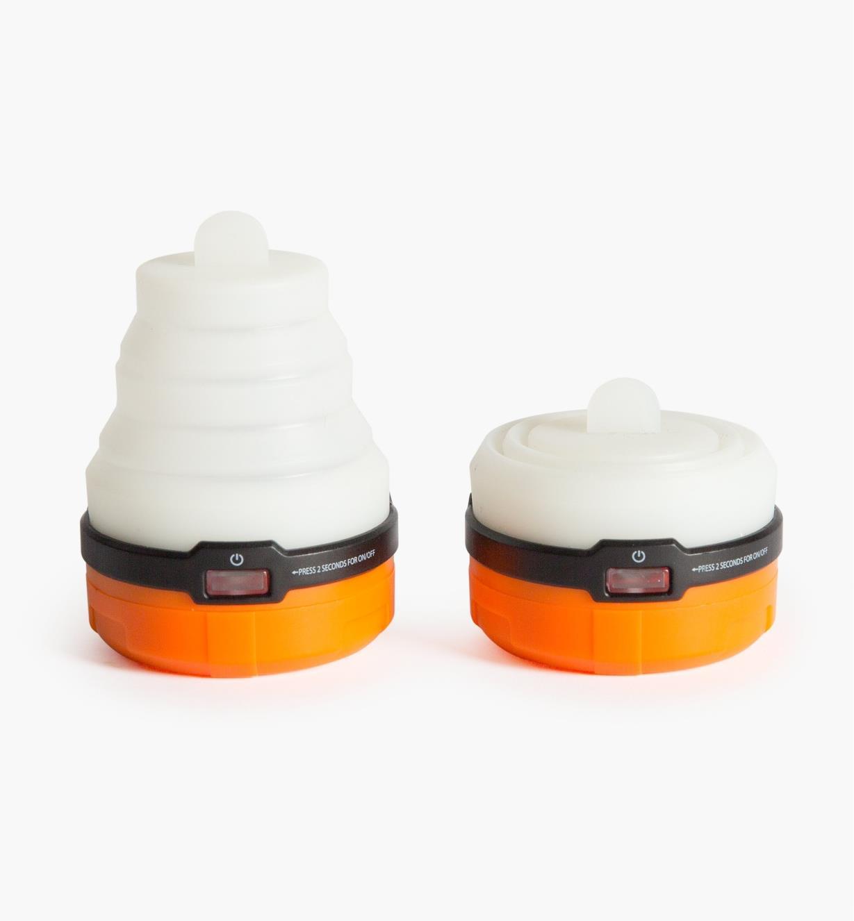 GL125 - Lanternes miniatures, lapaire