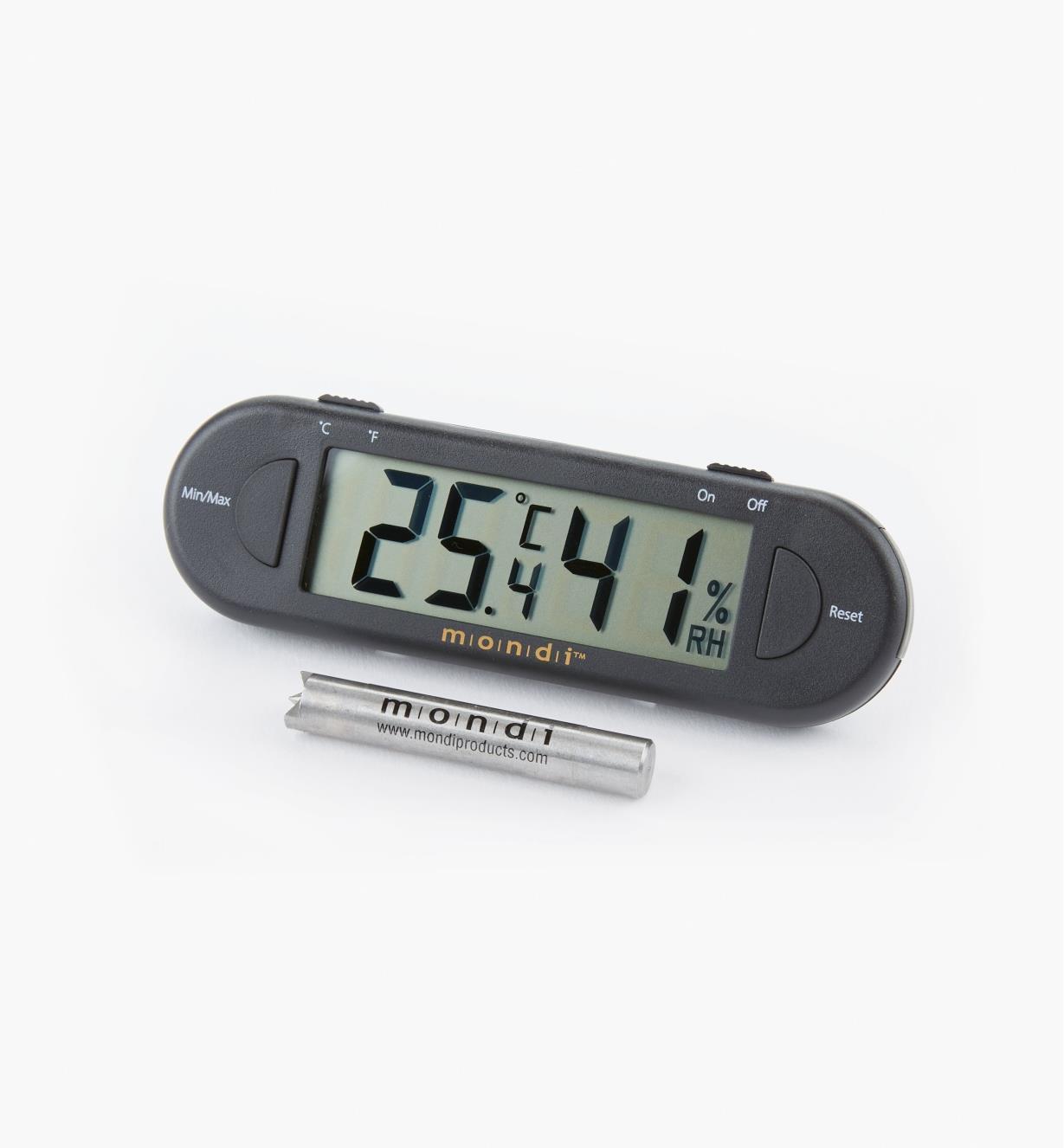 KD336 - Thermohygromètre compact