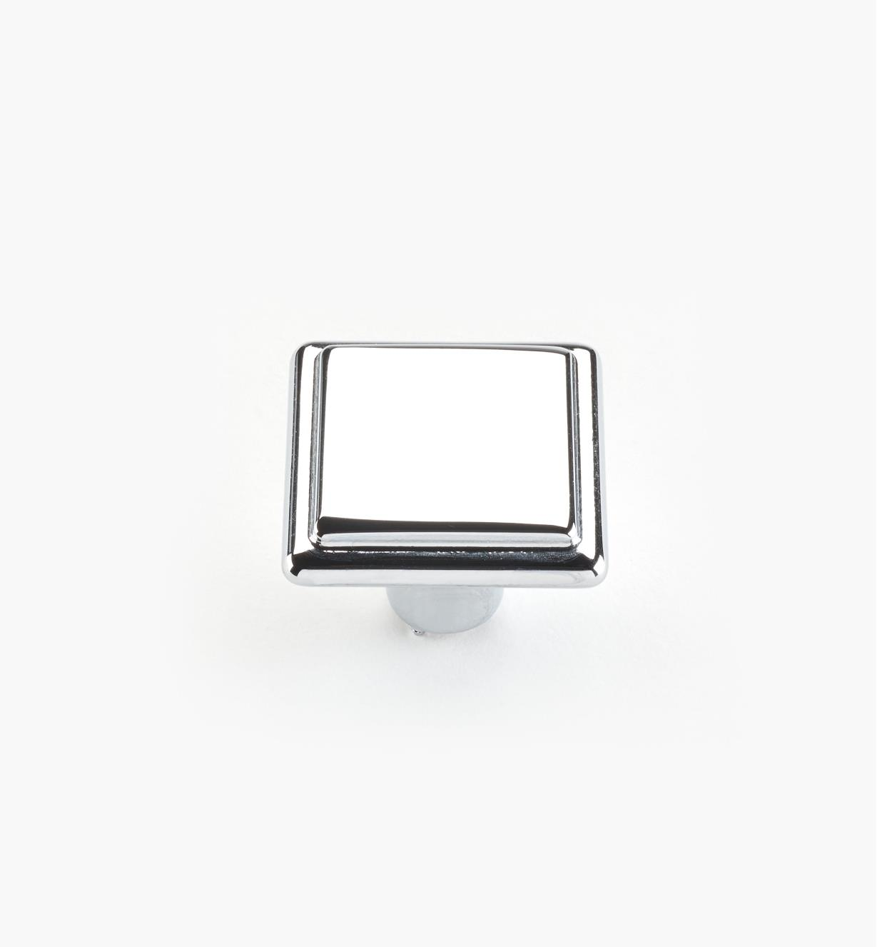 00A7030 - Alfonso Suite - 26mm x 20mm Polished Chrome Knob