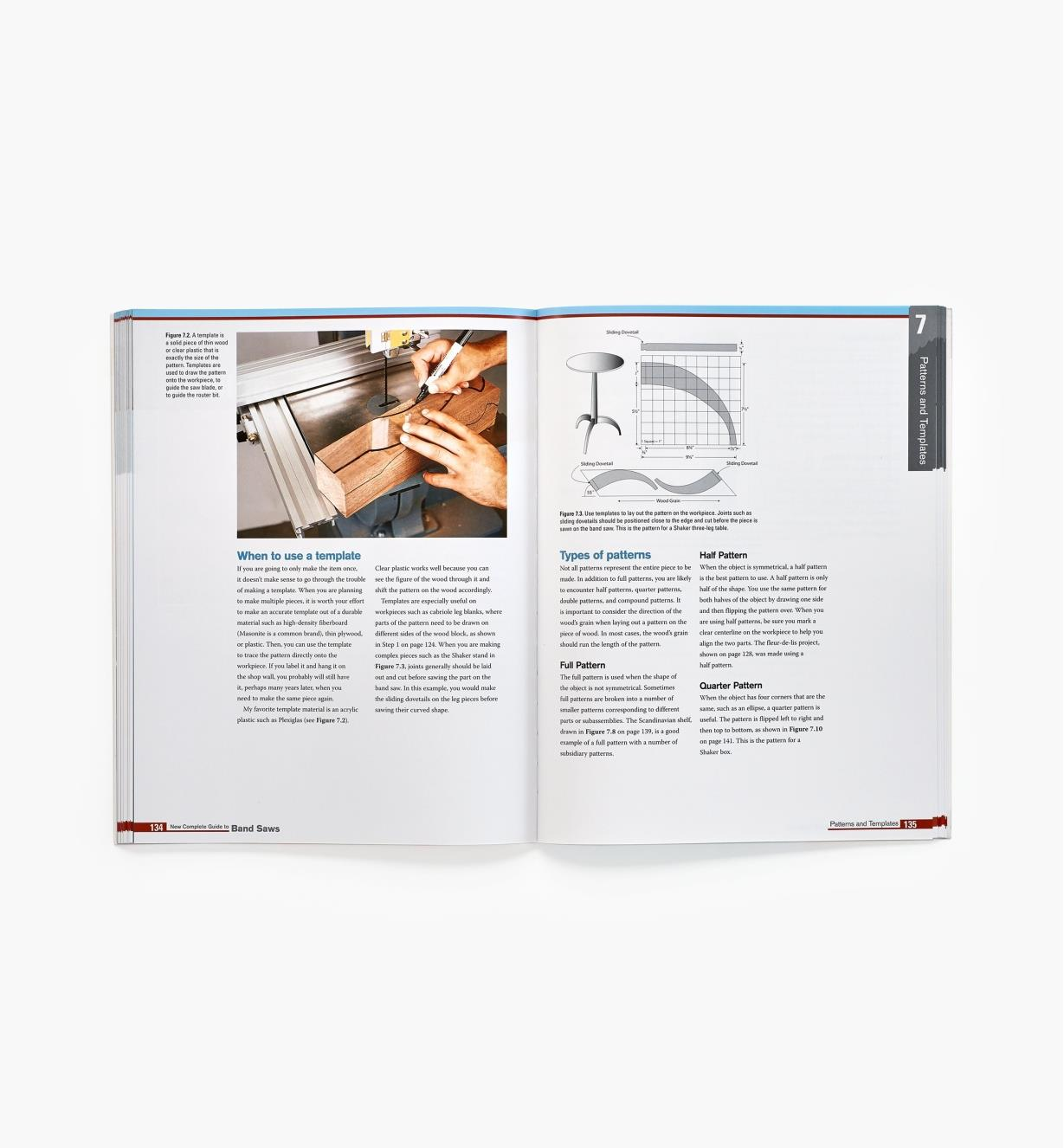49L5048 - New Complete Guide to the BandSaw