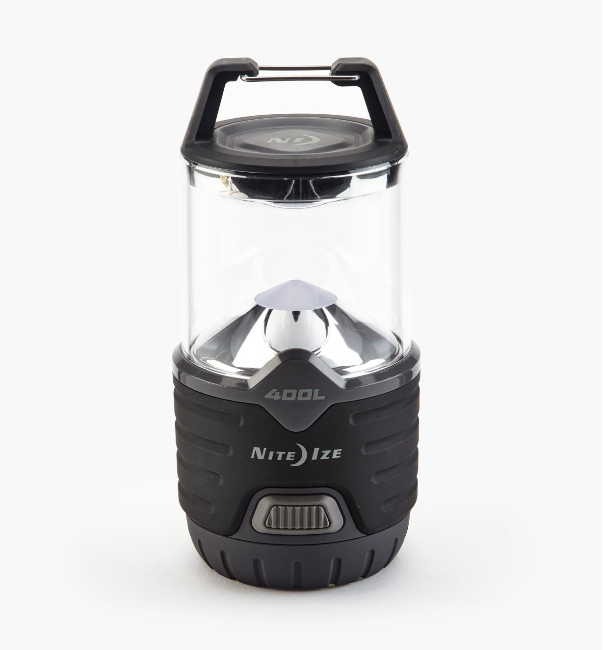 68K0910 - 400 lm Nite Ize Battery-Powered Radiant Lantern