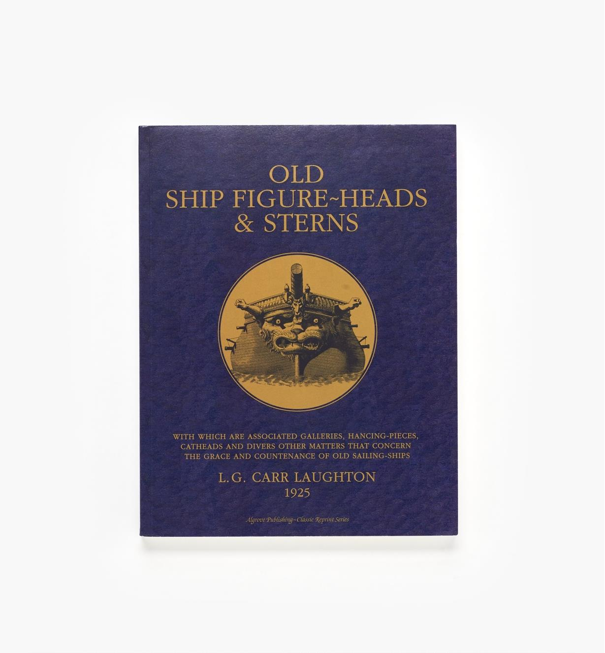 49L8129 - Old Ship Figure-Heads & Sterns