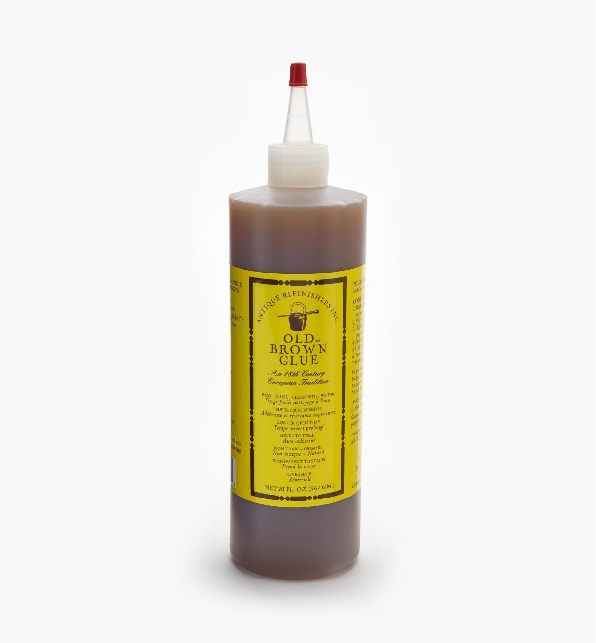 56K6012 - Old Brown Glue, 20 fl oz
