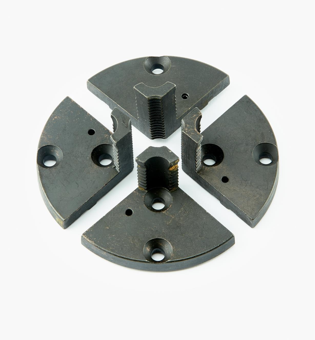 66B1301 - #1 Standard Spigot Stronghold Jaw Set