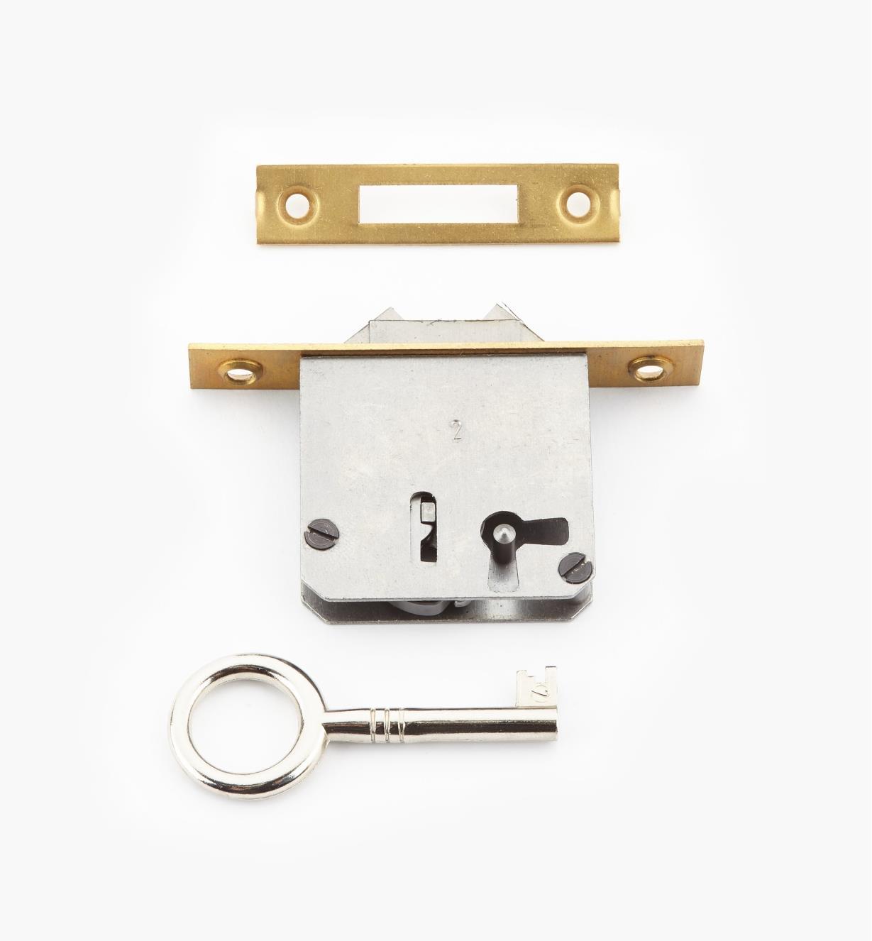 00N0201 - Piano Lock